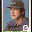 CHICAGO WHITE SOX JERRY KOOSMAN 1982 O PEE CHEE OPC # 63 NR MT