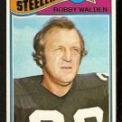 PITTSBURGH STEELERS BOBBY WALDEN 1977 TOPPS # 261 VG