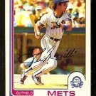 NEW YORK METS LEE MAZZILLI 1982 OPC O PEE CHEE # 243