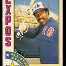 MONTREAL EXPOS ANDRE DAWSON ALL STAR 1984 OPC O PEE CHEE # 392