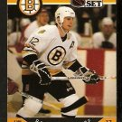 BOSTON BRUINS RANDY BURRIDGE 1990 PRO SET # 2