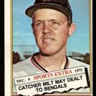 DETROIT TIGERS MILT MAY 1976 TOPPS TRADED # 532T VG+/EX OC