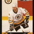 BOSTON BRUINS DAVE CHRISTIAN 1990 PRO SET # 6