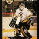 BOSTON BRUINS REGGIE LEMELIN 1990 PRO SET # 9