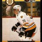BOSTON BRUINS BRIAN PROPP 1990 PRO SET # 14