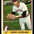 BOSTON RED SOX REGGIE CLEVELAND 1976 TOPPS # 419 good