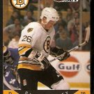 BOSTON BRUINS GLEN WESLEY 1990 PRO SET # 16