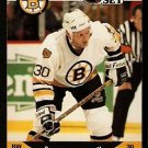BOSTON BRUINS CHRIS NILAN 1990 PRO SET # 409