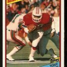 NEW ENGLAND PATRIOTS TONY COLLINS INSTANT REPLAY 1984 TOPPS # 134