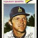 SEATTLE MARINERS TOMMY SMITH 1977 TOPPS # 14 VG