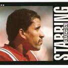 NEW ENGLAND PATRIOTS STEPHEN STARRING ROOKIE CARD RC 1985 TOPPS # 332