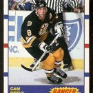 BOSTON BRUINS CAM NEELY BANGER 1990 SCORE # 340