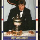 BOSTON BRUINS RAY BOURQUE JAMES NORRIS TROPHY 1990 SCORE # 363