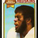 WASHINGTON REDSKINS HAROLD McLINTON 1979 TOPPS # 111 EM/NM
