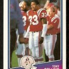 NEW ENGLAND PATRIOTS TONY COLLINS 1988 TOPPS # 178