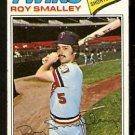 Minnesota Twins Roy Smalley 1977 Topps Baseball Card # 66 g/vg