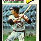 California Angels Bruce Bochte 1977 Topps Baseball Card # 68 ex