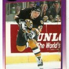 Boston Bruins Ken Hodge 1991 Score Hockey Card 113