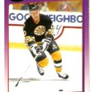 BOSTON BRUINS DAVE CHRISTIAN 1991 SCORE # 242