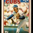 CHICAGO CUBS RICK SUTCLIFFE 1988 TOPPS AMERICAN # 77