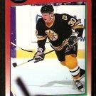 Boston Bruins Chris Nilan 1991 Score Hockey Card 197