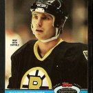 BOSTON BRUINS RANDY BURRIDGE 1991 STADIUM CLUB # 119