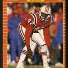 New England Patriots Ronnie Lippett 1989 Pro Set Football Card 252