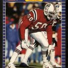 New England Patriots Lawrence McGrew 1989 Pro Set Football Card 254