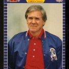 New England Patriots Raymond Berry 1989 Pro Set Football Card 260