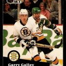 Boston Bruins Garry Galley 1991 Pro Set Hockey Card 7