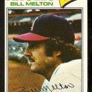 California Angels Bill Melton 1977 Topps Baseball Card 107 vg