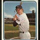 New York Yankees Fred Stanley 1974 Topps Baseball Card 423 ex/em