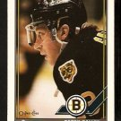 BOSTON BRUINS GARRY GALLEY 1991 OPC O PEE CHEE # 86