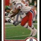 New England Patriots Andre Tippett 1991 Upper Deck Football Card 354