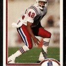 New England Patriots Ronnie Lippett 1991 Upper Deck Football Card 410