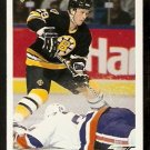 BOSTON BRUINS JARMO KEKALAINEN ROOKIE CARD RC 1991 UPPER DECK # 108