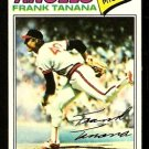 CALIFORNIA ANGELS FRANK TANANA 1977 TOPPS # 200 VG