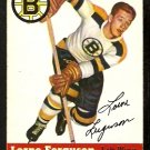 BOSTON BRUINS LORNE FERGUSON 1954 TOPPS # 31 EX MT
