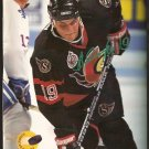 OTTAWA SENATORS ALEXEI YASHIN 1994 PINUP PHOTO