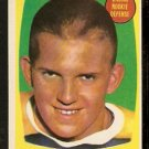 BOSTON BRUINS PAT STAPLETON ROOKIE CARD RC 1961 TOPPS # 18 EX MT