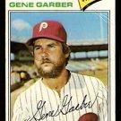 PHILADELPHIA PHILLIES GENE GARBER 1977 TOPPS # 289 good