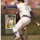 CHICAGO CUBS FERGIE JENKINS 1991 PINUP PHOTO