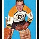 BOSTON BRUINS ED JOHNSTON 1964 TOPPS # 21 EX+/EM
