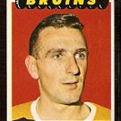 BOSTON BRUINS PAUL POPEIL ROOKIE CARD RC 1965 TOPPS # 40 EX+