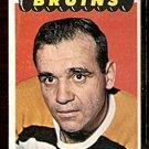 BOSTON BRUINS LEO BOIVIN 1965 TOPPS # 32 EX+/EM