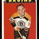 BOSTON BRUINS REG FLEMING 1965 TOPPS # 104 NM