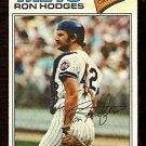 NEW YORK METS RON HODGES 1977 TOPPS 329 G/VG