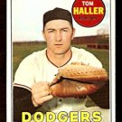LOS ANGELES DODGERS TOM HALLER 1969 TOPPS # 310 EX/EM