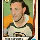 BOSTON BRUINS PHIL ESPOSITO 1969 OPC # 30 O PEE CHEE