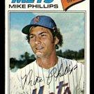 NEW YORK METS MIKE PHILLIPS 1977 TOPPS # 352 VG